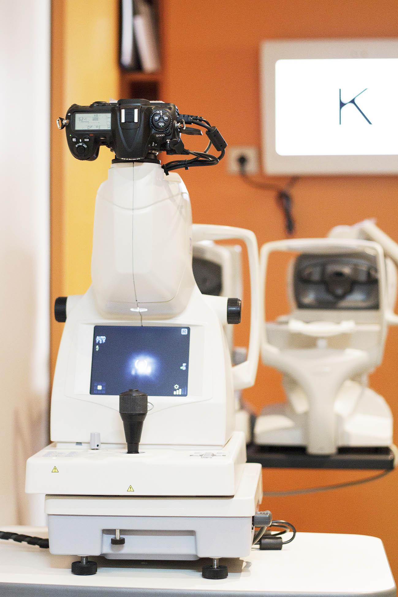 mesura presió intraocular