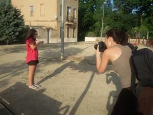 Making of Vanessa 2