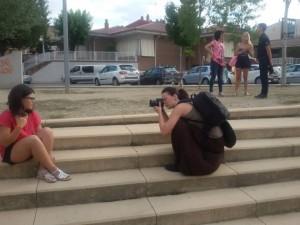Making of Vanessa 3