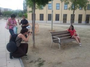Making of Vanessa 1