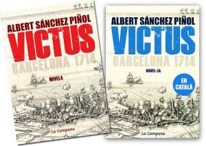 Portada Llibre Victus Catala i Castella
