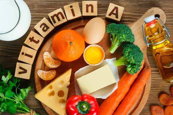 aliments amb vitamina a