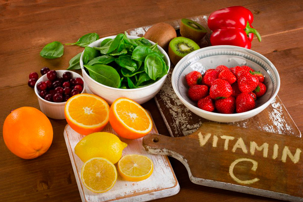 aliments amb vitamina c