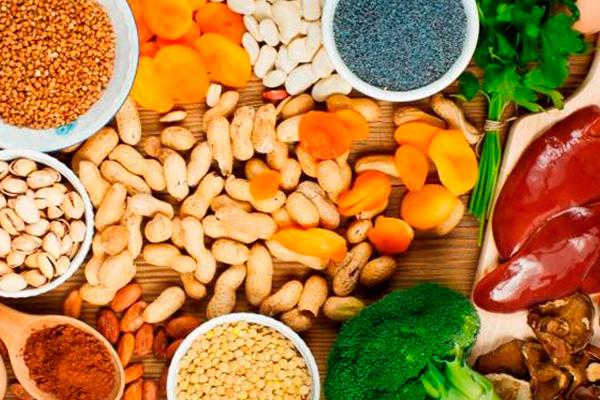 aliments amb vitamina e
