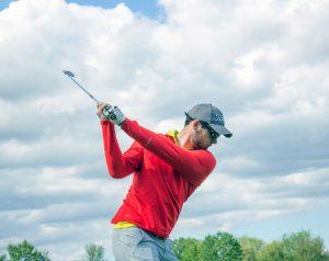 Protecció solar golf