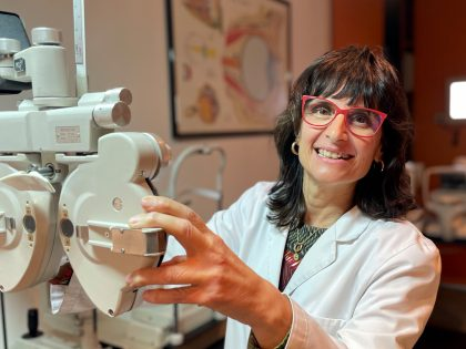 Què és un òptic-optometrista i què fa?